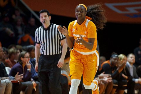 #7 Tennessee Women's Basketball rolled past Long Beach State late Sunday afternoon 90-61. (Tennessee Athletics)