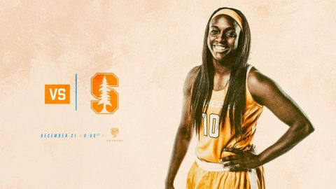 Tennessee Women's Basketball takes on Stanford Thursday at the Maples Pavilion. Tip off is at 8:00pm CT. (Tennessee Athletics)