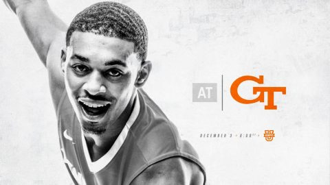 Tennessee Men's Basketball travels to Atlanta Georgia to take on Georgia Tech at the McCamish Pavilion Sunday. (Tennessee Athletics)