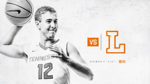 Tennessee Men's Basketball returns to Thompson-Boling Arena for three game home stand beginning with Lipscomb this Saturday at 1:15pm CT. (Tennessee Athletics)