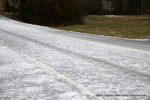 Roads are closed Friday in Montgomery County due to weather are now open.