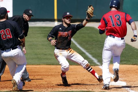 Austin Peay Baseball to hold scrimage at 4:00pm Friday at Raymond C. Hand Park. (APSU Sports Information)