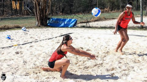 2018 Austin Peay Beach Volleyball Schedule announced. (APSU Sports Information)