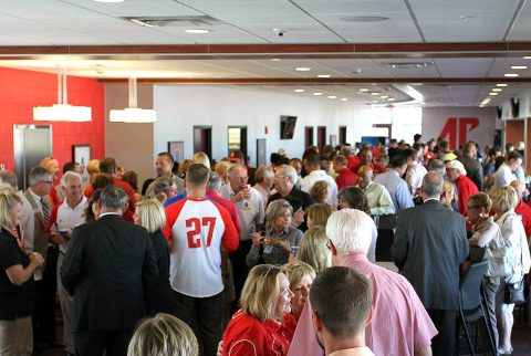 Peay Party to be held by the APSU Governors Club January 26th. (APSU Sports Information)