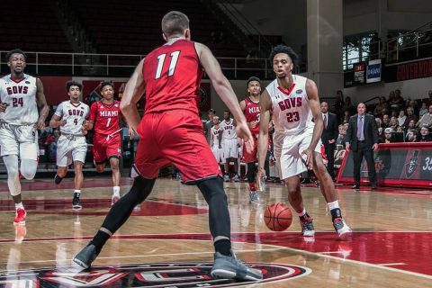 Austin Peay Men's Basketball takes on UT Martin Skyhawks at the Dunn Center Thursday, January 4th. Tip off is set for 6:00pm CT. The game will be televised on the CBS Sports Network. (APSU Sports Information)