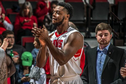 Austin Peay Men's Basketball looks to get their first road win when it takes on Tennessee Tech Thursday night. (APSU Sports Information)