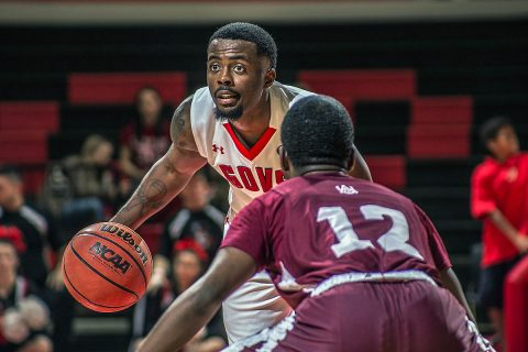 Austin Peay Men's Basketball faces the Tennessee State Tigers at the Gentry Center Thursday. Tip off is at 5:00pm. (APSU Sports Information)