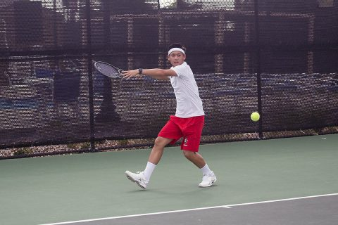 Austin Peay Men's Tennessee drops season opener to Middle Tennessee Blue Raiders, Monday. (APSU Sports Information)