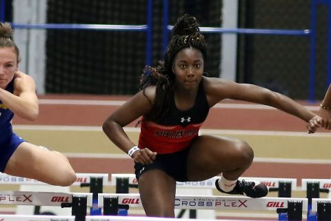 Austin Peay Women's Track and Field has good showing at Marshall's Thundering Herd Invitational. (APSU Sports Information)