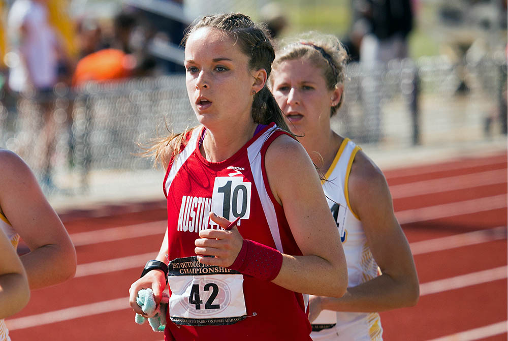 Austin Peay Women's Track and Field swept the distance events Sunday at the Ed Temple Classic. (APSU Sports Information)