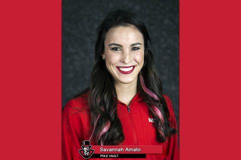 APSU Track and Field - Savannah Amato