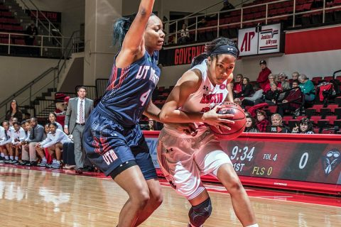 Austin Peay Women's Basketball plays Southeast Missouri Redhawks Saturday afternoon at the Dunn Center. Tip off is at 4:30pm CT. (APSU Sports Information)