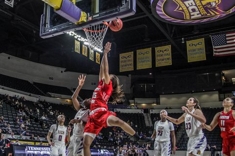 Austin Peay Women's Basketball hits the road Saturday to take on the Jacksonville State Gamecocks. Tip off is set for 2:00pm CT. (APSU Sports Information)