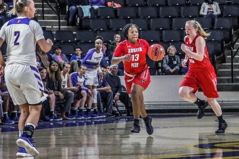 Austin Peay Women's Basketball continues road trip Thursday at Tennessee State Tigers. Tip off is at 3:00pm. (APSU Sports Information)