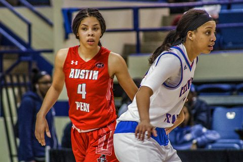 Austin Peay Women's Basketball gets road win against Tennessee State Thursday. (APSU Sports Information)