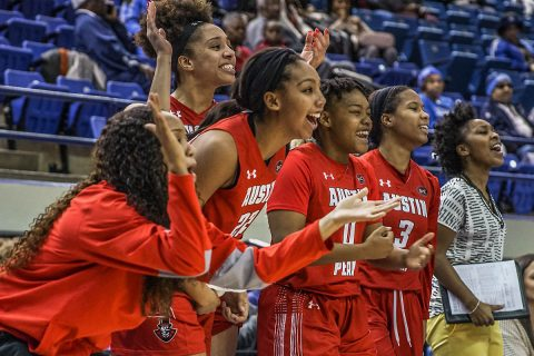 Austin Peay Women's Basketball heads to Nashville looking to sweep Belmont Bruins Saturday. Tip off is at 3:00pm. (APSU Sports Information)
