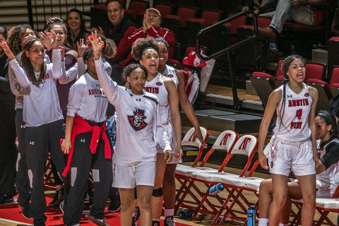 Austin Peay Women's Basketball begins four game road trip Thursday at UT Martin. (APSU Sports Information)