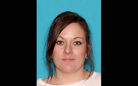 Angela Carlton was taken into custody today in Coffee County.