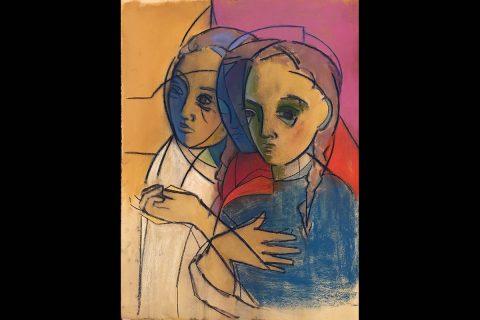 Aretha McKinney Blevins - Three Girls