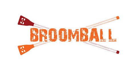 Broomball Challenge to be held Wednesday, January 10th at Downtown Commons Ice Rink.