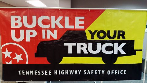 Buckle Up in your Truck