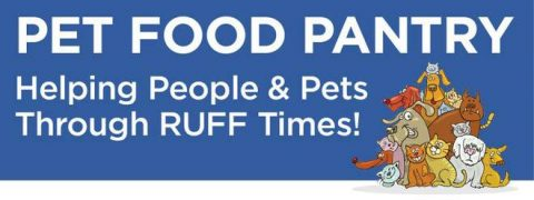 Humane Society of Clarksville-Montgomery County Pet Food Pantry