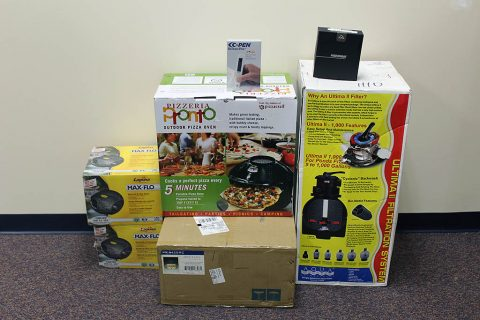 Montgomery County Sheriff's Office recovers stolen property.