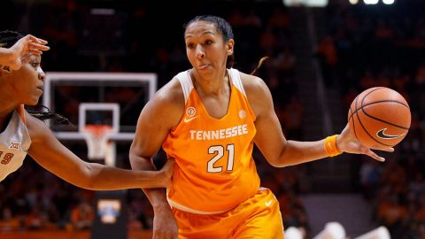 Tennessee Lady Vols unable to contain LSU in 70-59 loss Sunday at Pete Maravich Assembly Center. (Tennessee Athletics)
