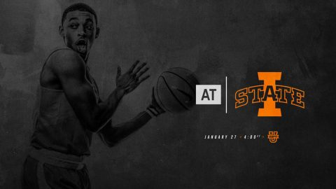 Tennessee Men's Basketball takes on Iowa State Saturday afternoon at the Hilton Coliseum. Tip off is at 3:00pm CT. (Tennessee Athletics)