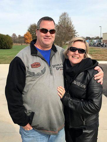 Terry And Lori Beth Arrington