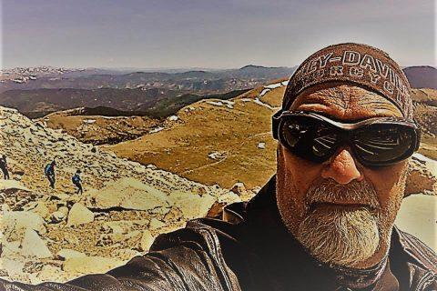 Hank in the Colorado Mountains