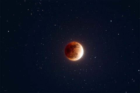 Super Moon coming January 31st, 2018. (NASA)