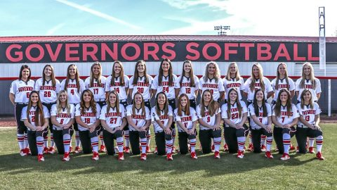 2018 Austin Peay State University Softball Team. (APSU Sports Information)