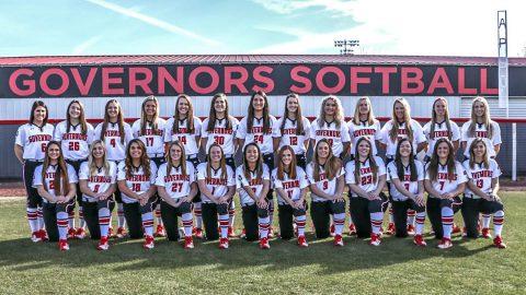 2018 Austin Peay State University Softball Team. (APSU Sports Information)