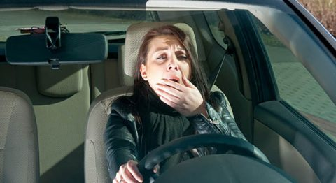 National Highway Traffic Safety Administration (NHTSA) reports that driver drowsiness was involved in an estimated 1.4% of all police-reported crashes nationwide in years 2011–2015. (AAA)