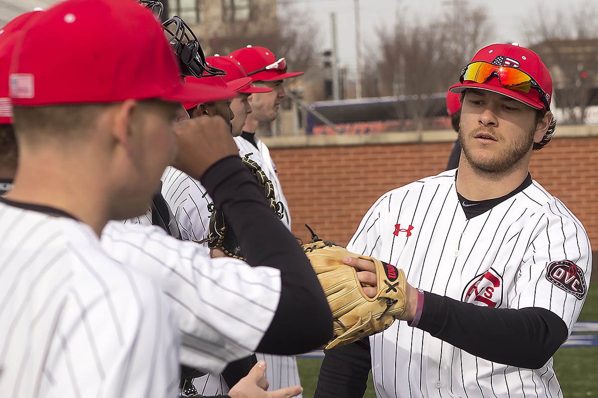 Austin Peay Baseball plays first home game of the season, Tuesday, when it faces Southern Illinois at Raymond C. Hand Park. (APSU Sports Information)