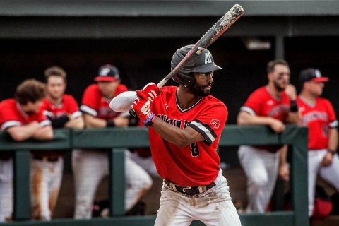 Austin Peay Baseball takes down Toledo 16-4 and 12-2 Friday at Raymond C. Hand Park. (APSU Sports Information)