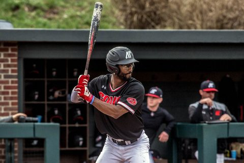 Austin Peay Baseball gets extra inning win over Toledo Sunday. (APSU Sports Information)