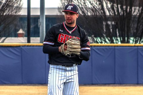 Austin Peay Baseball gets 4-2 win against South Dakota State Friday afternoon in St. Louis. (APSU Sports Information)