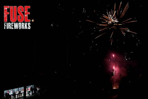 Austin Peay Baseball teams with Fuse Fireworks for Firework Shows during four home games this year. (APSU Sports Information)