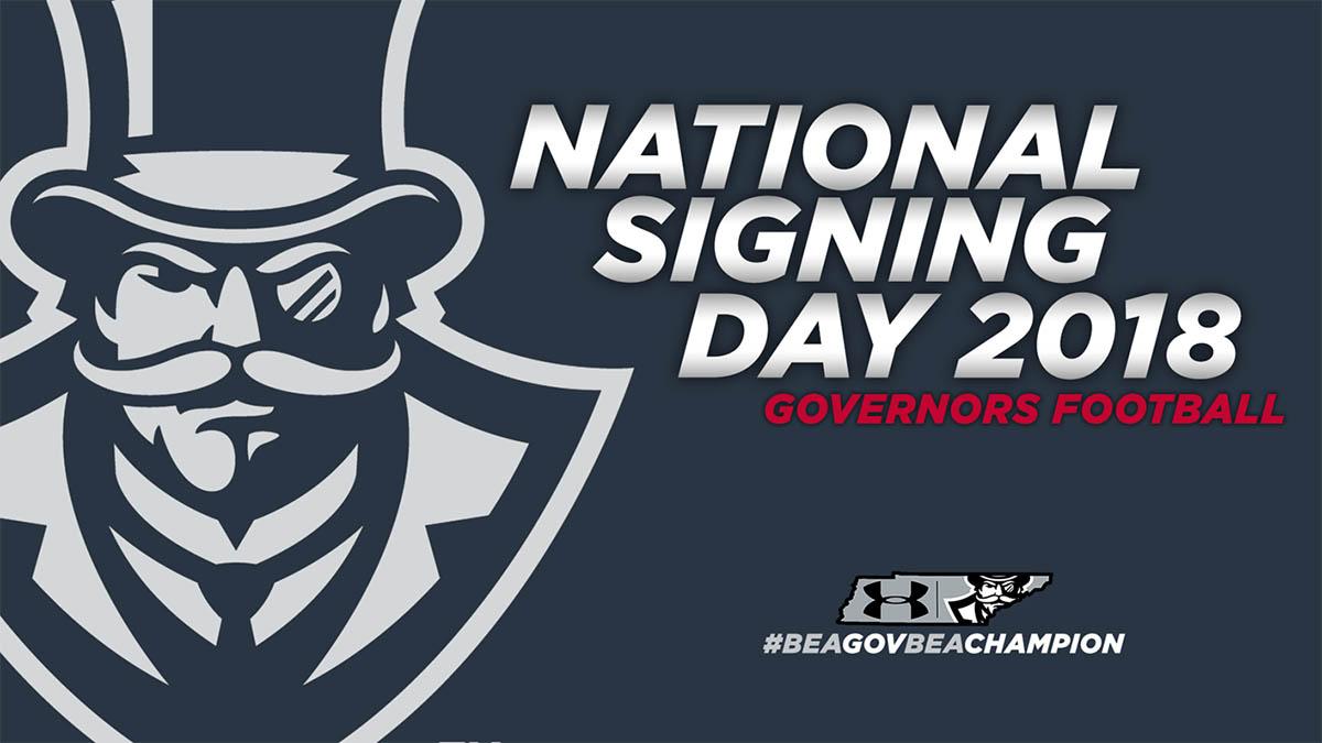 APSU Football 2018 National Signing Day