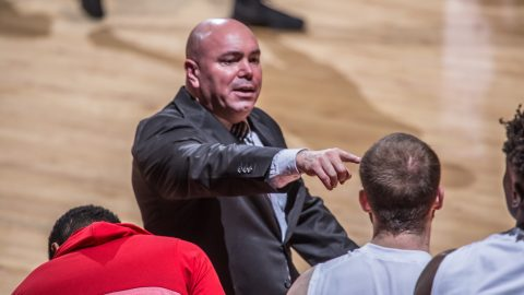 Austin Peay Men's Basketball looks to sweep Southeast Missouri Redhawks Saturday at the Show Me Center. (APSU Sports Information)