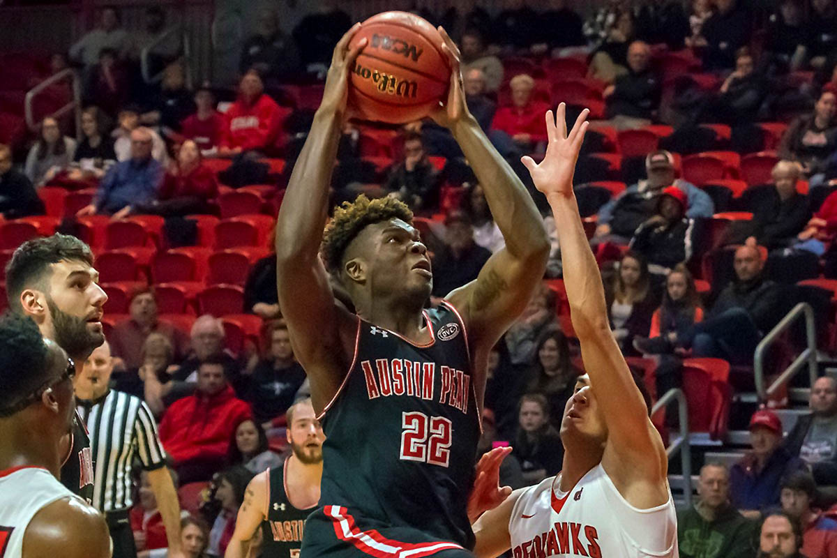 Austin Peay Men's Basketball takes on rival Murray State Racers on the road, Thursday. (APSU Sports Information)