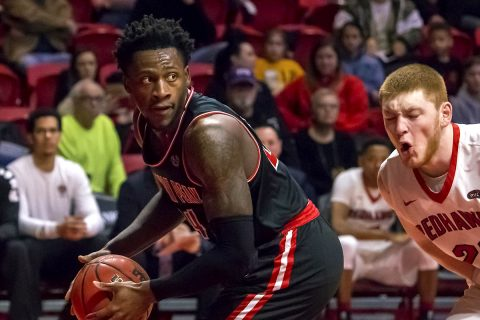 Austin Peay Men's Basketball heads to Evansville Thursday to compete in the OVC Tournament. (APSU Sports Information)