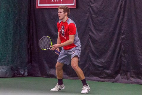Austin Peay Men's Tennis travels this weekend to Dayton, Friday and then to IUPUI, Saturday. (APSU Sports Information)