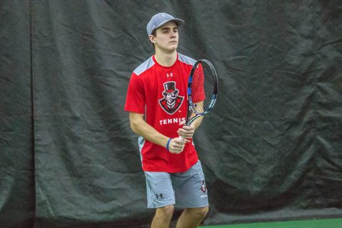 Austin Peay Men's Tennis loses to Dayton, Friday (APSU Sports Information)