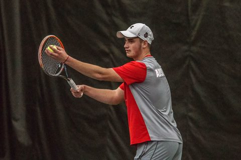 Austin Peay Men's Tennis falls IUPUI 5-2. (APSU Sports Information)