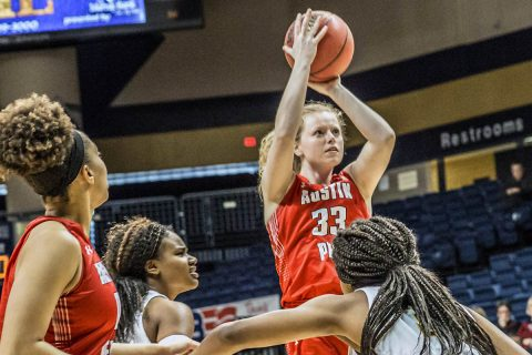 Austin Peay Women's Basketball are on the road Saturday to take on Eastern Illinois at Lantz Arena. (APSU Sports Information)