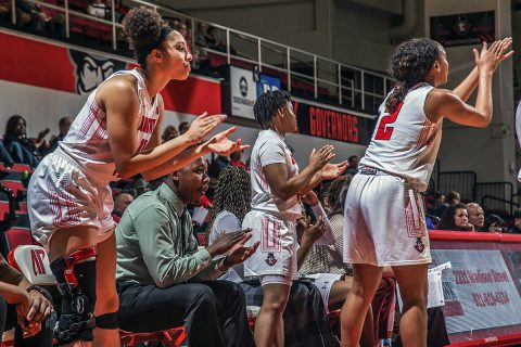 Austin Peay Women's Basketball takes on Jacksonville State at the Dunn Center, Saturday. Tip off is at 4:30pm. (APSU Sports Information)