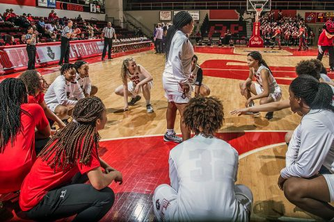 Austin Peay Women's Basketball plays Murray State at the Dunn Center Saturday afternoon at 4:30pm. (APSU Athletics)